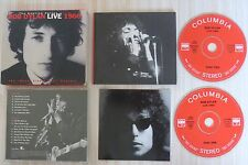 2 CD THE BOOTLED SERIES VOL 4 THE ROYAL ALBERT HALL CONCERT BOB DYLAN LIVE 1966