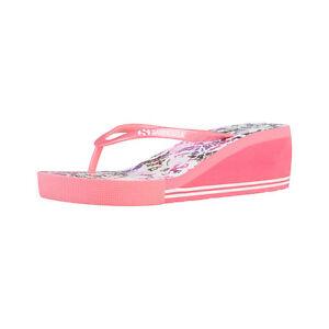 Superga S24P653rosa scarpe donna Sandali Sandaletti Zoccoli TGL 3641