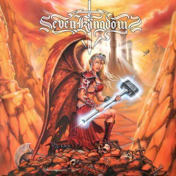 Seven Kingdoms - Seven Kingdoms Nuevo CD