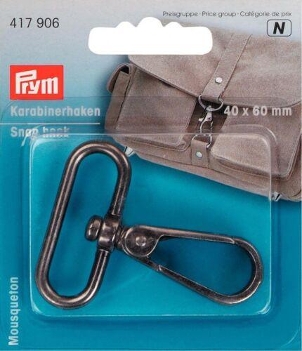 417905-M Prym Snap Hook Swivel Clip Fasteners each