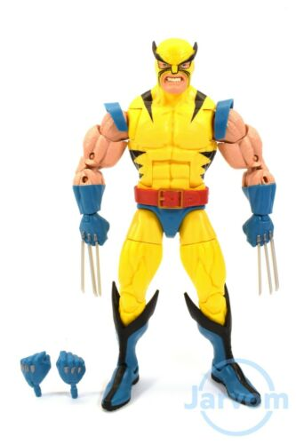 "Marvel Legends 6/"" pouces Studios 80 ans 1st Appearance Wolverine Loose complet"