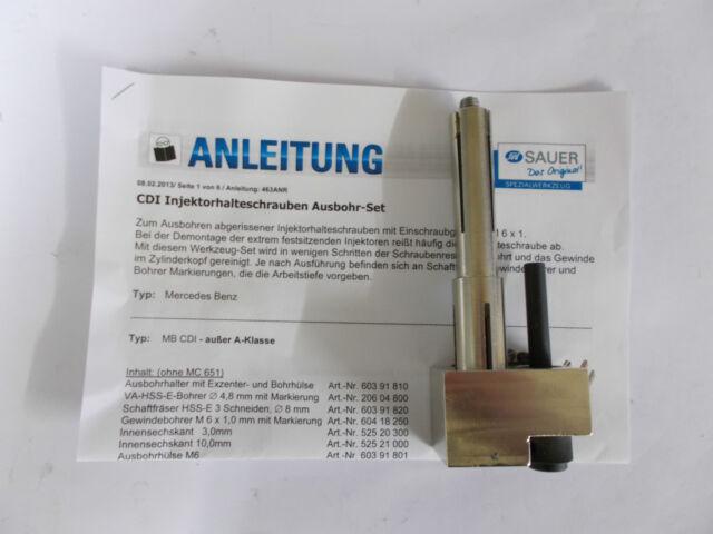 Sauer-Werkzeug Ausbohrhalter Exzenter Art.:60393001(W74f)