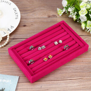 ITS-CO-Earring-Storage-Tray-Ear-Stud-Ring-Organizer-Jewelry-Holder-Showcase-My