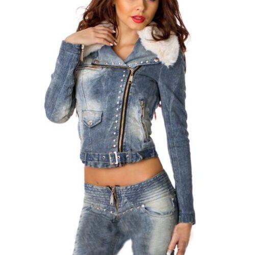 Alina By 112 Veste Femme Jeans Jeans 38 Veste Transition 34 Veste Blazer Veste dqqwrRC