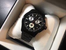 a713a628d1a Gucci Unisex Swiss Chronograph G-timeless Black Fabric Strap Watch ...