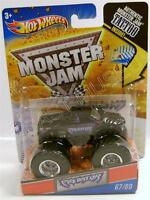 Predator Panther Cat Monster Jam Truck With Tattoo Diecast Hot Wheels