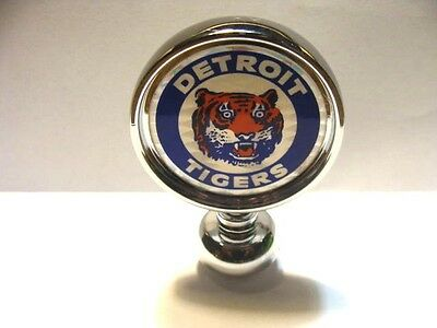 Never Used DETROIT TIGERS Baseball beer tap handle topper/Finial *READ DESCR*