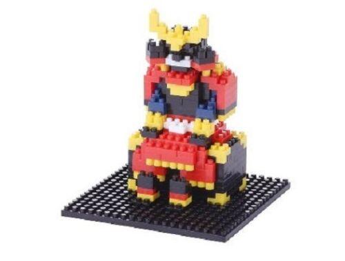 Kawada Nanoblock ARMOR  EDO JAPAN building toy block  NBH/_109 Worldwide New