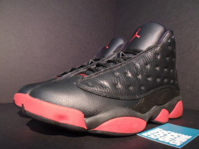 Nike Air Jordan XIII 13 Retro BLACK GYM ROT DIRTY PLAYOFF BROT PLAYOFF DIRTY 414571-003 11 6ed5a2