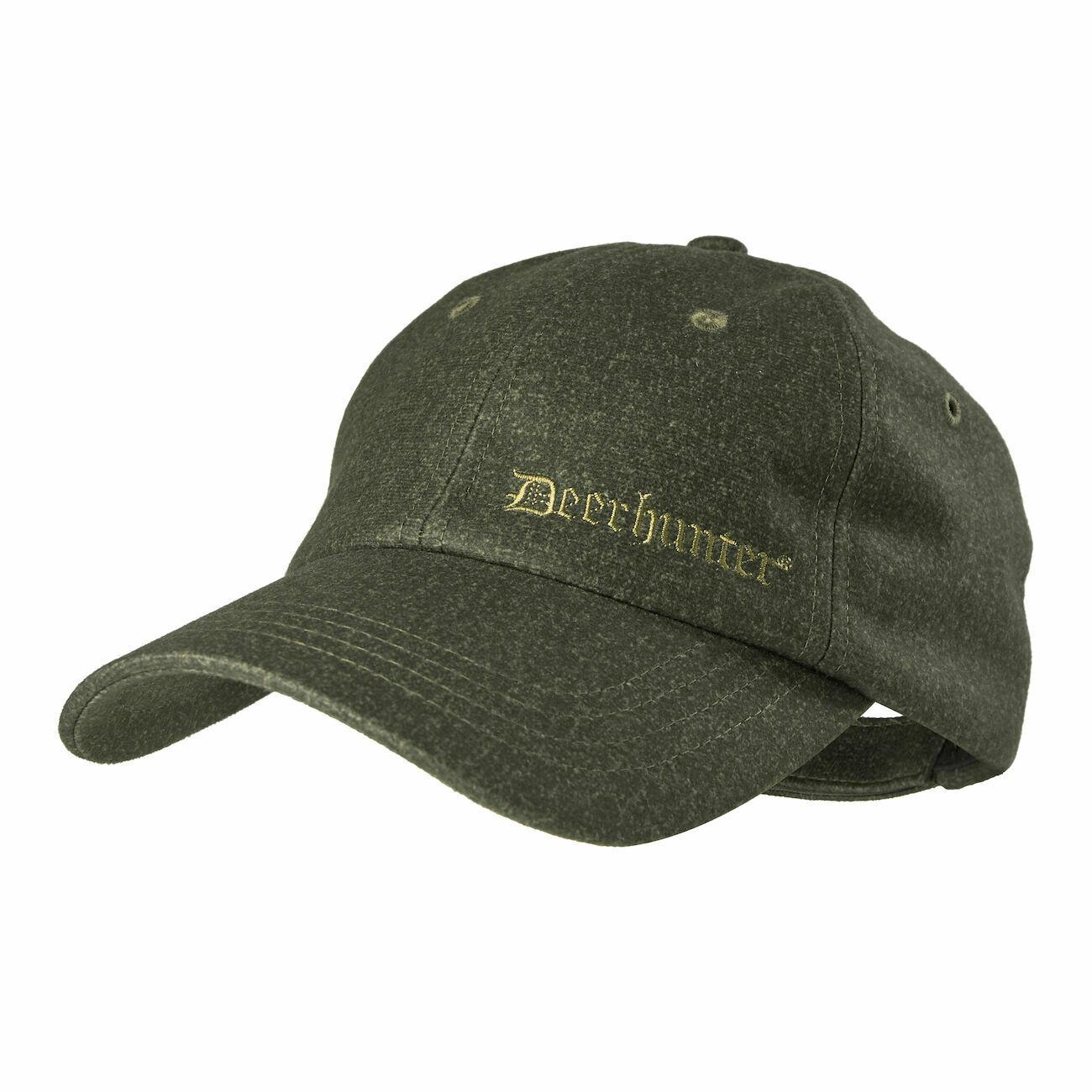 Deerhunter Ram Cap Cappy Schirm-Mütze Hut Baseball-Cap winddicht wasserabweisend