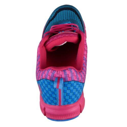 Couture Course En Femmes rose Légères Bleu Uncle De Sans Sam Chaussures tw610C0xTq
