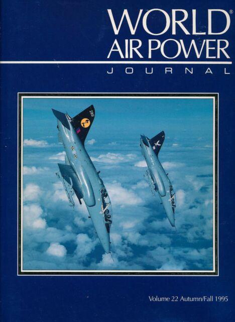 World Air Power Journal vol.22 hardback (BAe Hawk, F-16 Variant) - New Copy