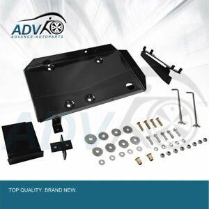Dual-Battery-Tray-For-Toyota-Hilux-GUN123-GUN126-136-2-8L-TD-Diesel-09-2015-ON