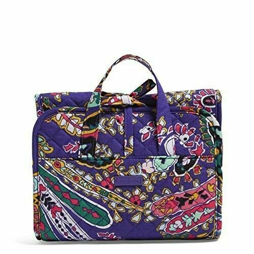 Vera Bradley Iconic Compact Weekender Travel Bag Signature Cotton For Online Ebay
