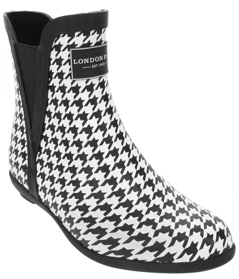 London Fog Piccadilly Para lluvia botas para mujer