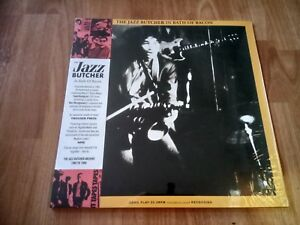 JAZZ-BUTCHER-IN-BATH-OF-BACON-LP-FIRE-SIGNED