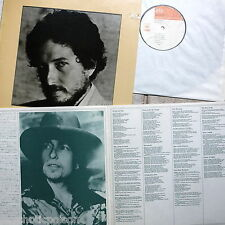 BOB DYLAN – New Morning  LP  Made in Japan CBS Sony 25AP 281 + booklet UK JAPAN