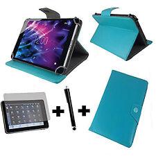 3er set 7 pulgadas Tablet bolsa + lámina + lápiz-Amazon Kindle Fire - 3in1 turquesa