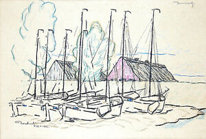 Hacer Una Oferta De Venta Noruega Color Dibujo Karl Dornberger