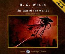 The War of the Worlds, with eBook Tantor Unabridged Classics)