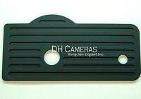 Nikon D200 Camera Bottom Cover Rubber Unit + Tape Adhesive