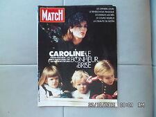 PARIS MATCH HS CAROLINE DE MONACO  I26