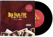 """Ben Folds Five """"Champagne Supernova"""" 7"""" OOP 5 Lee Oasis"""
