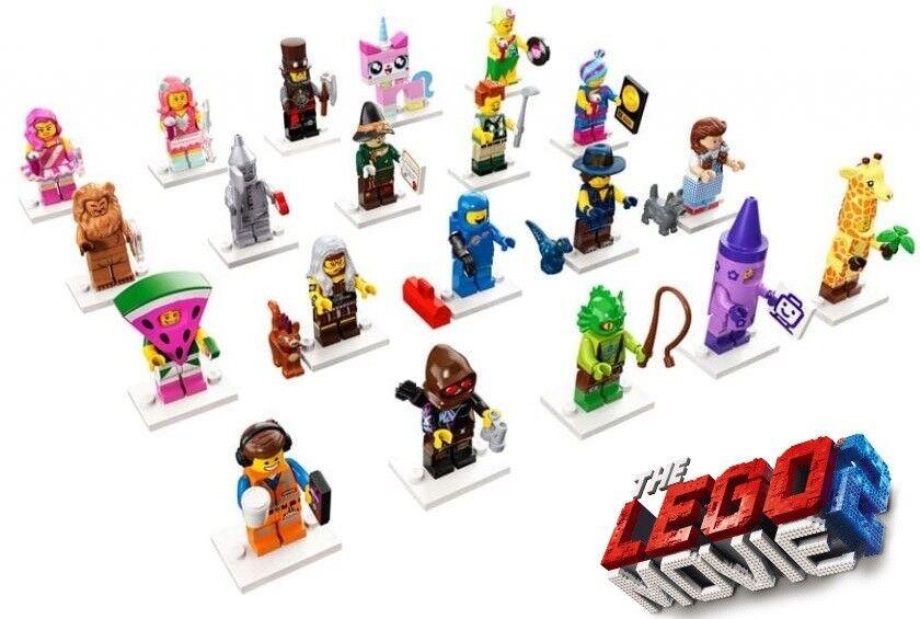 LEGO 71023 THE LEGO MOVIE 2 COLLECTIBLE MINIFIGURES WIZARD OF Oz SET OF 20