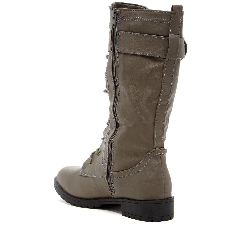 e5f898d955b0f ... Carrini Carrini Carrini CA Collection Women's Fashion Lace-Up Boots Size  9, ...