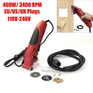 400W-Mini-Electric-Cutting-Tool-Hand-Held-Laser-Circular-Saw-Grinder-Kit-3400RPM