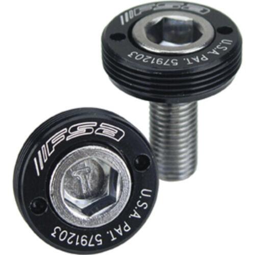 FSA Self-extracting crank bolts JIS-M8   pr