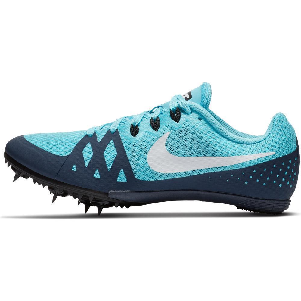 NIKE Womens Nike Zoom Rival M 8 806559-410 POLARIZED blueE Size 9.5