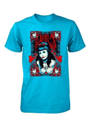 BNWT LOLITA UNDEAD WOMAN EVIL SCARY  ADULT T-SHIRT S-XXL