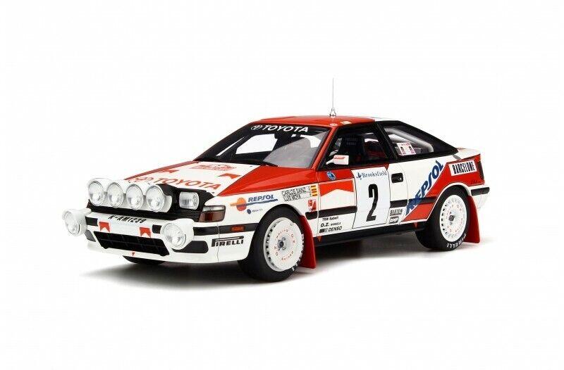 1 18 Otto Mobile Toyota Celica ST 165 Rally de Monte Carlo  2 sainz ot239 nuevo