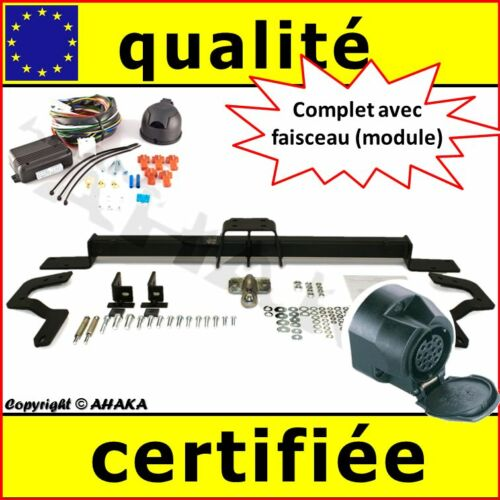 neuf ATTELAGE Peugeot Boxer Fourgon Bus 2006- faisceau 13 broches complet