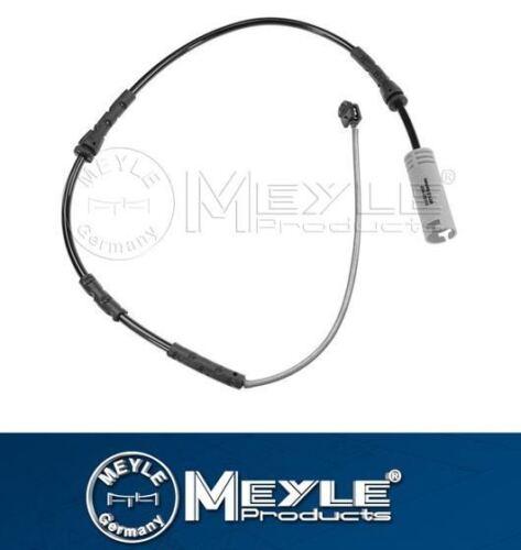 BMW E90 3 Freno Delantero Almohadilla Sensor 03//2010 en MEYLE 34356792560