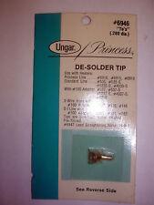 """UNGAR  856 DE-SOLDERING TIPLET 5//8/"""" U//O 4045 UNIT  NEW"""