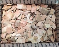 Maple Wood Small Chips For Smoking Bbq Grilling Cooking Smoker Priority Shipping