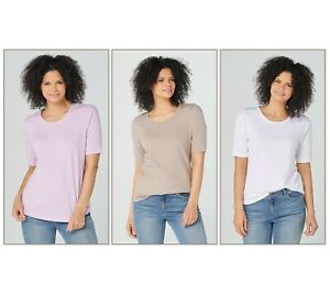 Denim-amp-Co-Essentials-AnyWear-Jersey-Tops-Set-of-3-Putty-Orchid-White-M-A378932