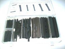 127pc Heat Shrink Tubing Wire Wrap Assortment 7 Sizes