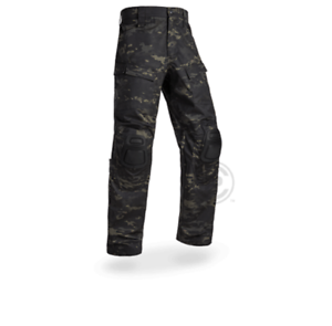 Crye Precision-LE01 Combate Pantalones-MULTICAM NEGRO - 34 regular