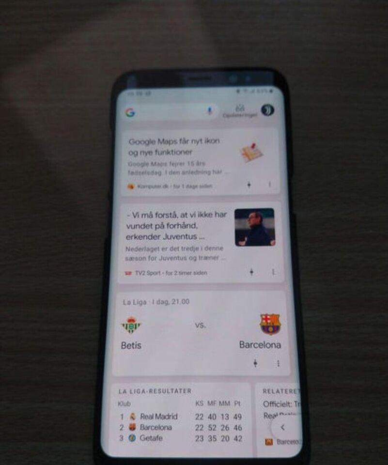 Samsung Galxay S8, 4GB , Perfekt