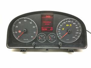 VW-Touran-Caddy-Km-H-Tachometer-Kombiinstrument-Tachometer-1T0920873D