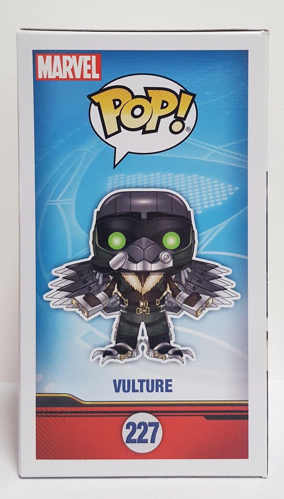 Funko Pop Vulture Glow in the Dark Homecoming Spider-Man Vinyl Vinyl Vinyl Figure d9a0e0