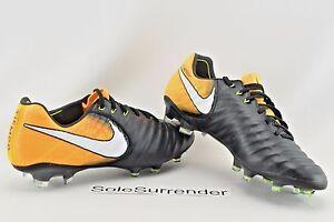competitive price 1b53a 1e29b Details about Nike Tiempo Legend VII FG - SIZE 8 - NEW - 897752-008 ACC  Boots Orange White