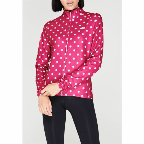 Sugoi Evolution Full Length Sleeve Jersey Ladies Cycle Cycling Top