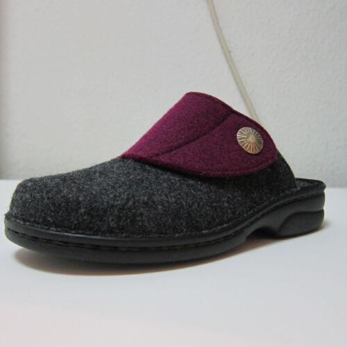 Zapatillas 0 de damas sólido tamaño para Berkemann 1821 4 37 0pqtwr0