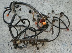 land rover discovery series engine wiring harness ael image is loading 97 99 land rover discovery series 1 engine
