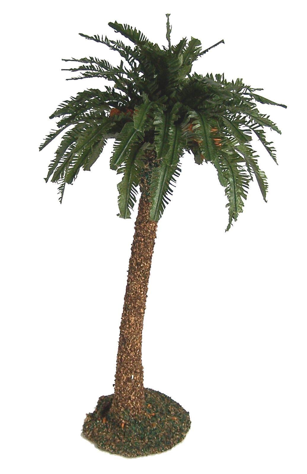 Belenes Puig Stoff Palme. Handarbeit. 32 cm. cm. cm. Krippenbotanik. Weihnachtskrippe b38956