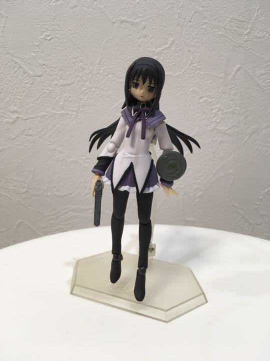 Figma Akemi Homura 125 mm PVC Figure Max Factory